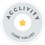 Acclvity Core Values
