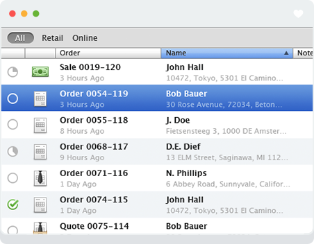 Checkout Point Of Sale For Mac POS - Invoice software download free online thrift store clothes